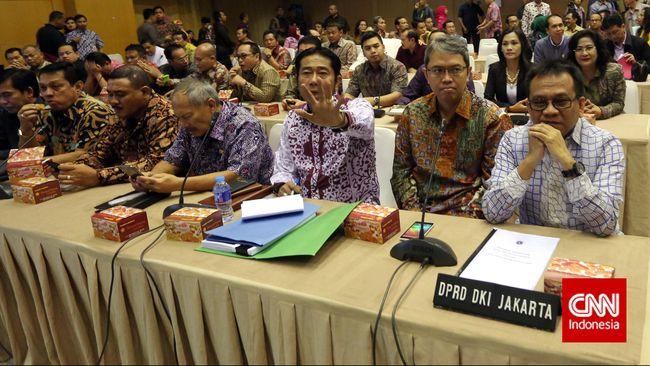 Masalah APBD 2015, DPRD DKI Jakarta Terpecah