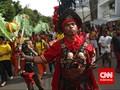 Bogor Gelar Pesta Cap Go Meh, Jokowi Ajak Kota Lain Tiru