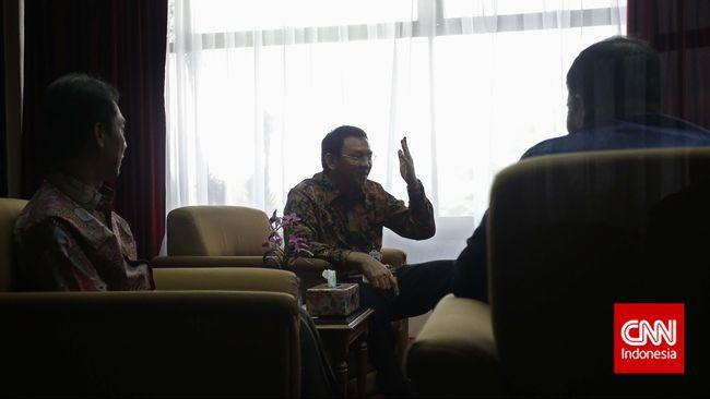 Jajaran PNS DKI Jakarta Kompak Dukung Ahok