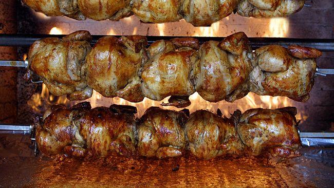 Ragi Tempe, Rahasia Buat Ayam Panggang Super Lezat