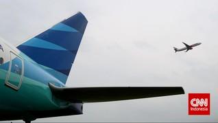 Jelang Natal, Kemenhub Pastikan Seluruh Pesawat Laik Terbang