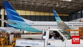 Avtur dan Sewa Pesawat Penyebab Garuda Merugi Rp 4,83 Triliun
