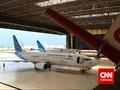 4 Flight Telat, Garuda Angkut Sekaligus Pakai Boeing 747-400