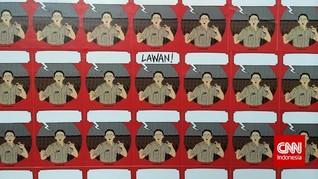 Seniman Lantang Serukan Anti-Korupsi