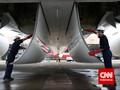 Siap Angkut Haji, Garuda Modifikasi Pesawat Jumbo