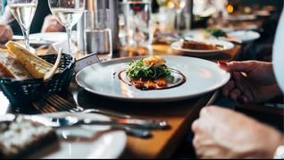 Restoran di Texas 'Haram' Membuang Sisa Makanan