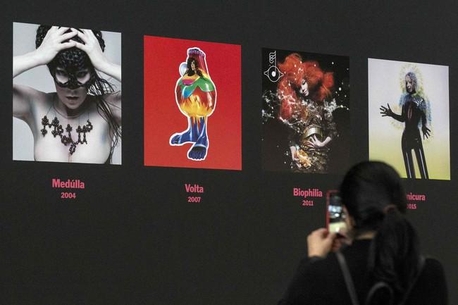 Bjork bukan hanya bisa mencipta lagu. Kedua tangan perempuan eksentrik itu juga akrab dengan pekerjaan seni. Mulai 8 Maret hingga 7 Juni, ia menggelar pameran di Museum of Modern Art (MoMA) New York.