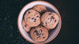Resep Cookies Vegan yang Bisa Dibuat saat 'di Rumah Aja'