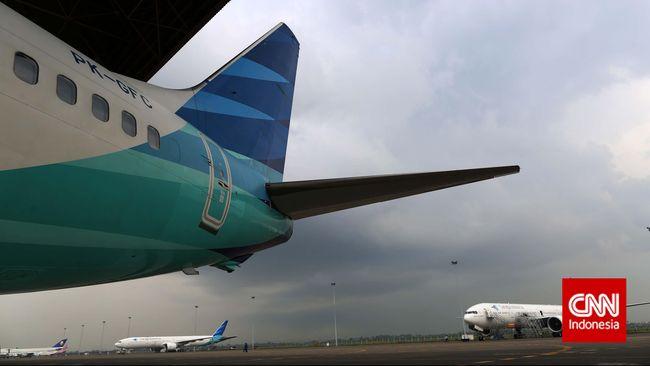Tarif Batas Atas Turun, Garuda Tutup Rute Jakarta-London