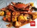 Sensasi Santap Kepiting Cajun Pedas ala Louisiana