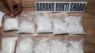 Caleg DPRD Semarang Asal Gerindra Ditangkap Saat Pesta Sabu