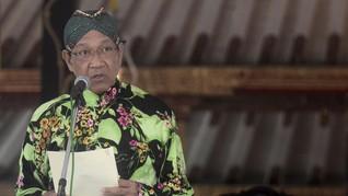 Sultan HB soal Insiden Makam di DIY: Asinnya Dilebih-lebihkan