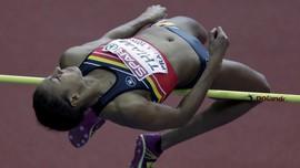 Remaja Tuna Netra Menang Medali Perunggu Lompat Galah