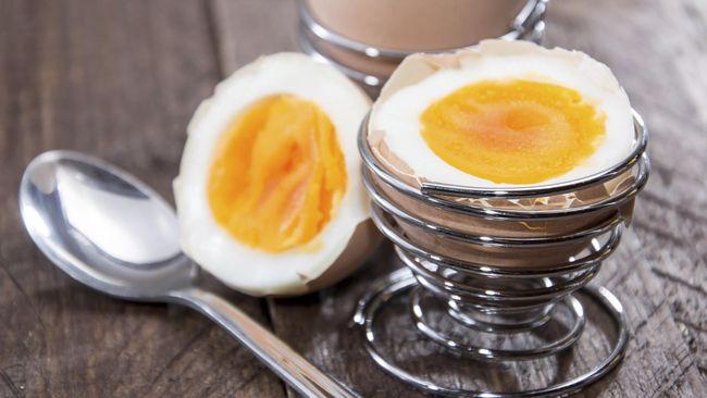 Durasi Memasak Telur Agar Matang Sempurna