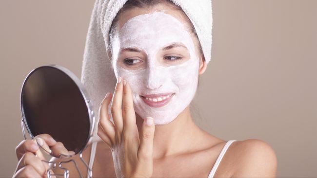 Kulit Cerah Berkat Masker Pepaya Buatan Sendiri