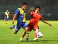 Arema Cronus Indonesia Imbangi Persija Jakarta 4-4