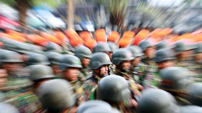 Mabes TNI Tegaskan Militer Tak Diseret ke Ranah Politik