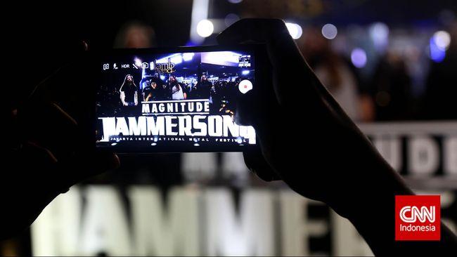 Hammersonic 2018 Klaim Punya Panggung Metal Terbesar