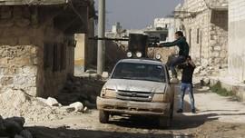 Pemberontak Moderat Rebut Kota Suriah dari ISIS