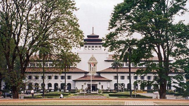 7 Pilihan Tempat Menginap di Bandung
