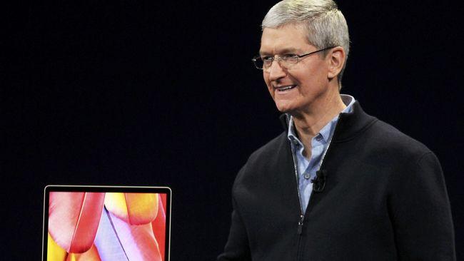 CEO Apple Kenang Jasa Steve Jobs Mengubah Dunia