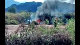 Oposisi Zimbabwe Tewas dalam Kecelakaan Helikopter di AS