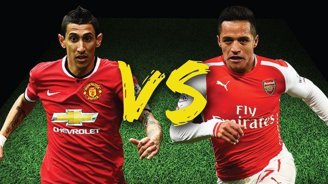 MU vs Arsenal: Siapa Cepat dan Efektif, Dia yang Menang