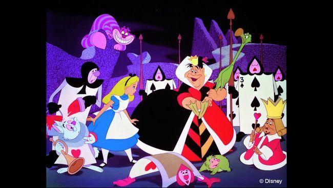 'Alice in Wonderland' Berpetualang Bersama 'Wizard of Oz'
