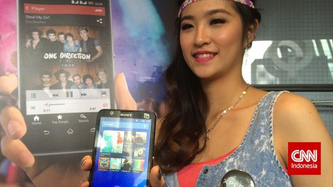 Sony Xperia E4, Ponsel Android untuk 'Anak Alay'