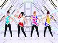 Kegembiraan Reuni Park Bom dan Sandara Park ex '2NE1'