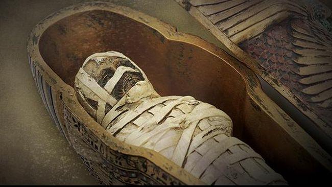 Mumi Berusia 3.000 Tahun Terdengar Mengeluarkan Suara