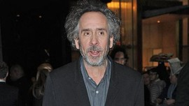 Tim Burton akan Garap Film Gajah Terbang
