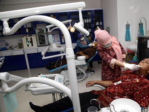 Wali Kota Cilegon Curhat ke Menkes Ingin Dirikan Rumah Sakit Baru