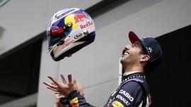 Ricciardo Rajai Latihan Bebas Hari Pertama GP Singapura