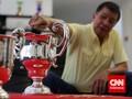 Rudy Hartono, Keajaiban Indonesia di All England