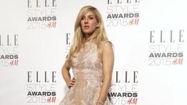 Butuh 1.231 Jam Buat Gaun dan Veil Pengantin Ellie Goulding