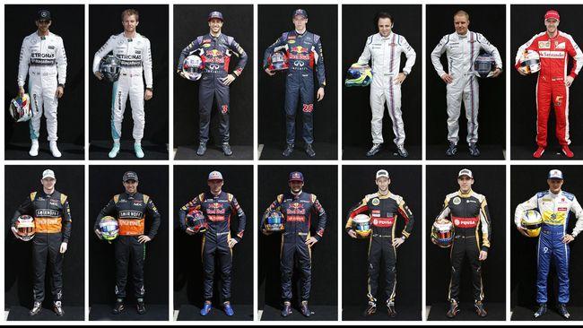 Serba-Serbi Baru di Formula 1 2015