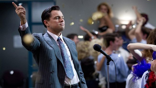 Produsen 'The Wolf of Wall Street' Damai dengan Pemerintah AS