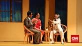 Aktor pemeran Subversif! diseleksi melalui audisi terbatas. Terpilih: aktor teater profesional Teuku Rifnu Wikana, Andi Bersama, Wawan Sofwan, didukung penyanyi Sita Nursanti dan aktris Dinda Kanya Dewi.