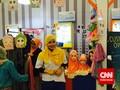 Moncernya Bisnis Jilbab di Tangan Mahasiswi Manis Ini