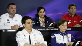 Perempuan dan Formula 1
