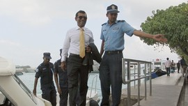 Mantan Presiden Ditangkap, Maladewa Nyatakan Status Darurat