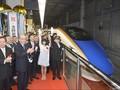 RI Rangkul Jepang Garap Kereta Semicepat Jakarta-Surabaya