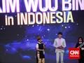 Sapa Akrab Kim Woo Bin Bagi Penggemarnya di Indonesia