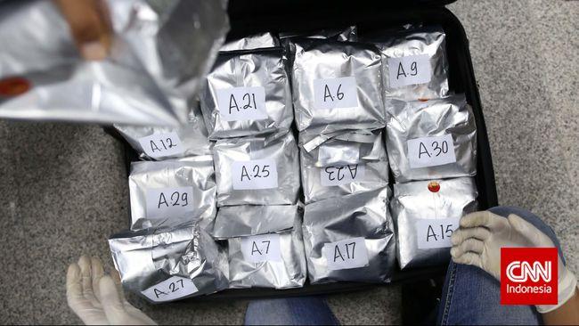 Petugas BNN Tembak Mati Dua Penyelundup 44 Kilo Sabu di Sumut