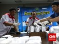 Ratusan Ribu Ekstasi Asal Malaysia Dijegal di Medan