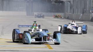 Dua Calon Rute Balapan Formula E di Jakarta
