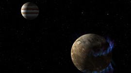 NASA Indikasikan Ada Samudera di Bulan Jupiter