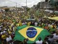 Capres Brasil Bolsonaro Ditikam Saat Sedang Kampanye
