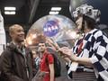 Beda Ambisi, AS Ingin ke Mars Eropa Dambakan Bulan